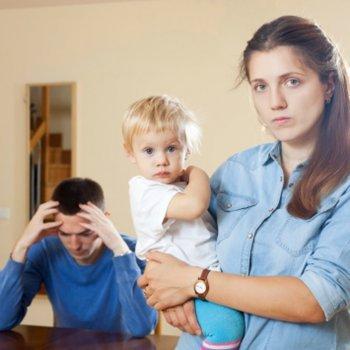 Por que existem casais que se separam ao ter um filho