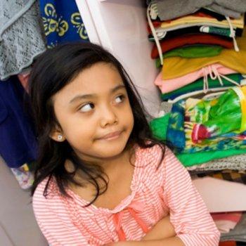 Educar a criança para que seja organizada