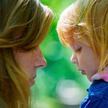 O que fazer quando a criança quer discutir