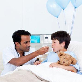 Quando administrar antibióticos às crianças