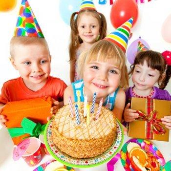 Preparativos para a festa de aniversário infantil