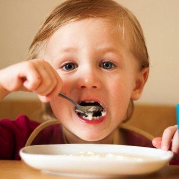 Benefícios da aveia na dieta das crianças