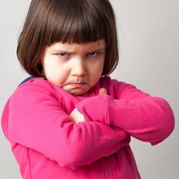 Conselhos para educar crianças rancorosas