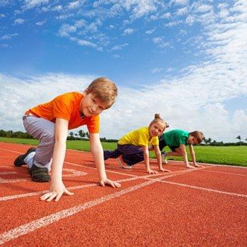 O medo das crianças de competir
