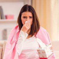 A gripe e o resfriado na gravidez