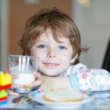 Omega 3, Ferro e Vitamina D na dieta infantil