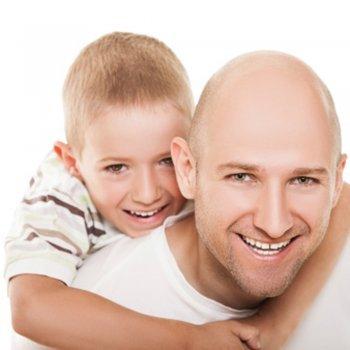 Alopecia. A queda do cabelo em crianças