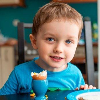 7 motivos para o consumo de ovos na infância
