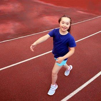 Benefícios do esporte para crianças com Síndrome de Down