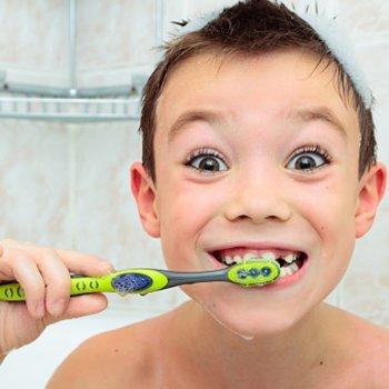 O que nos diz a cor dos dentes das crianças