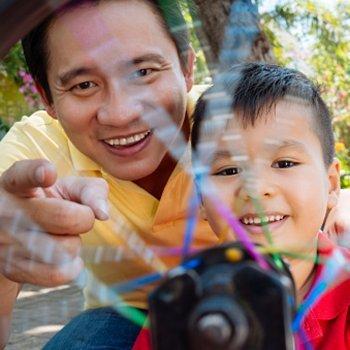 Como educar a força de vontade das crianças
