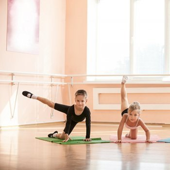 Benefícios da dança para meninos e meninas
