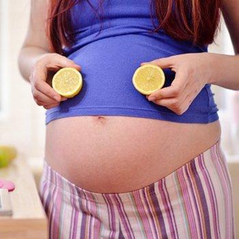 Truques de beleza com o limão para as gestantes