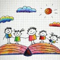 5 dicas para a criança crescer com mais criatividade