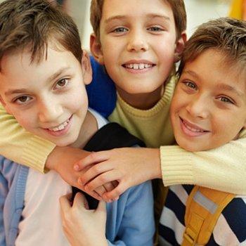 O otimismo nas crianças. Educar com valores