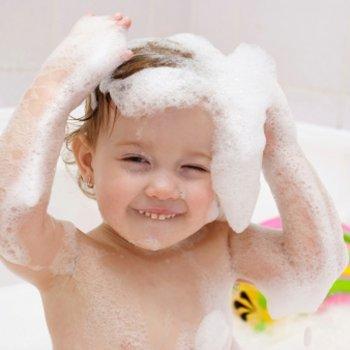 A seborréia e outros problemas no couro cabeludo das crianças