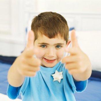 Como ajudar a criança a formar uma personalidade firme