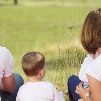 O cuidado do meio ambiente para pais e filhos