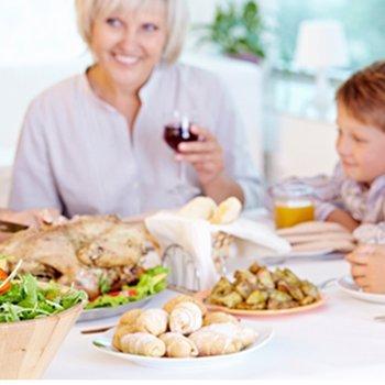 Os poderes da rúcula na dieta da criança