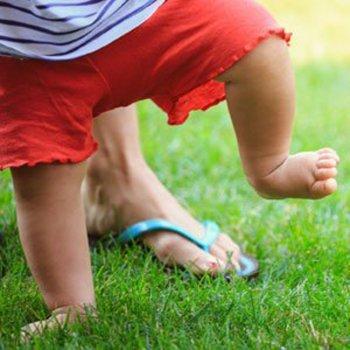 Quando o bebê não se decide a andar