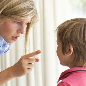 Castigos em função da idade da criança