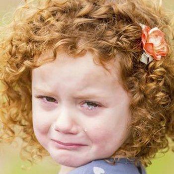 Por que existem crianças que choram por tudo
