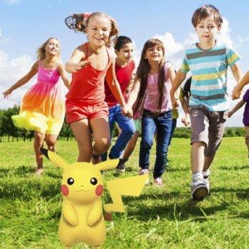 7 conselhos de segurança para os jogos de realidade aumentada com as crianças
