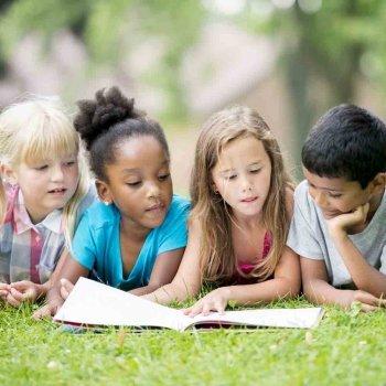 Como um livro pode tornar a criança mais feliz