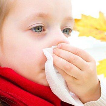Doenças do outono em bebês e crianças