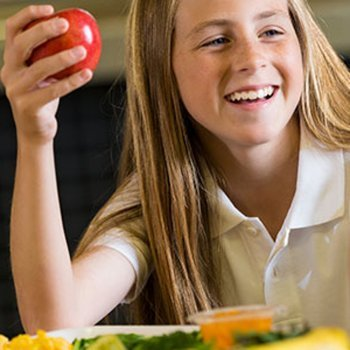 A importância da alimentação no crescimento: a puberdade