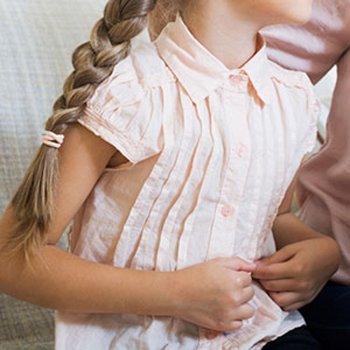8 causas da indigestão em crianças