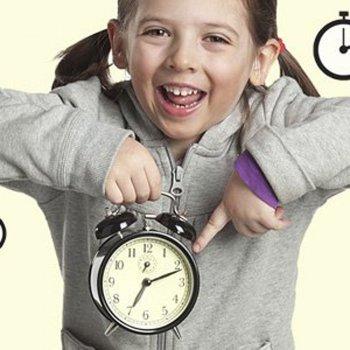 O valor da pontualidade nas crianças