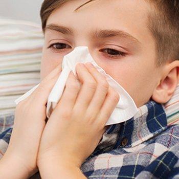 As 10 doenças mais contagiosas na idade escolar