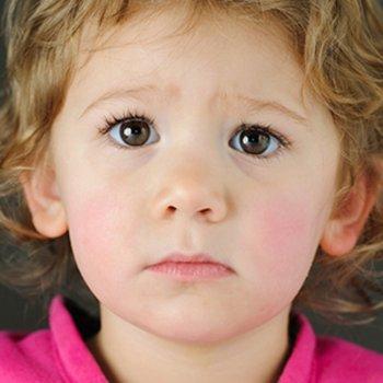O medo em crianças de 3 a 4 anos