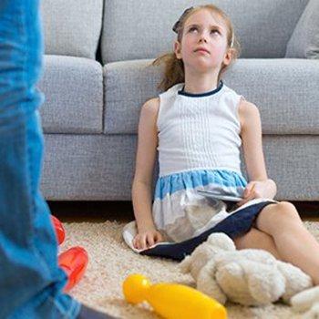 10 conselhos para pais de crianças bagunceiras