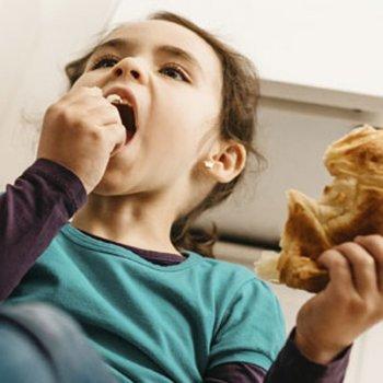 Alimentos prejudiciais para o coração da criança