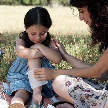 Como evitar a infecção de uma ferida em crianças