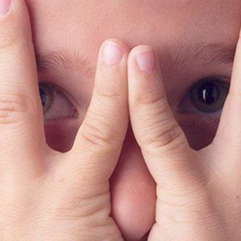 O medo em crianças de 7 a 8 anos