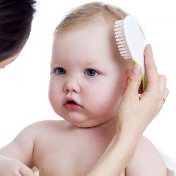 Crosta láctea ou dermatite seborreica nos bebês
