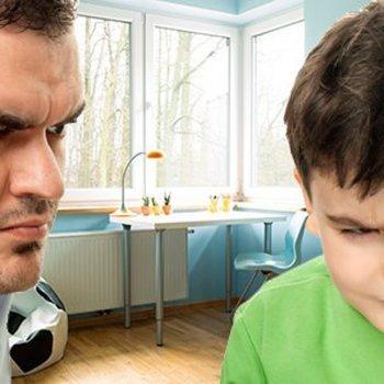 10 erros dos pais na educação dos filhos
