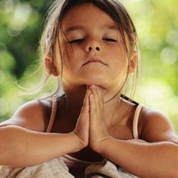 Meditação e mindfulness contra o medo infantil