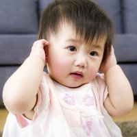 Otite em bebés e crianças