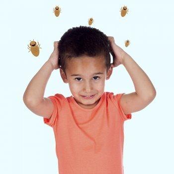 Quando aparecem piolhos na cabeça das crianças
