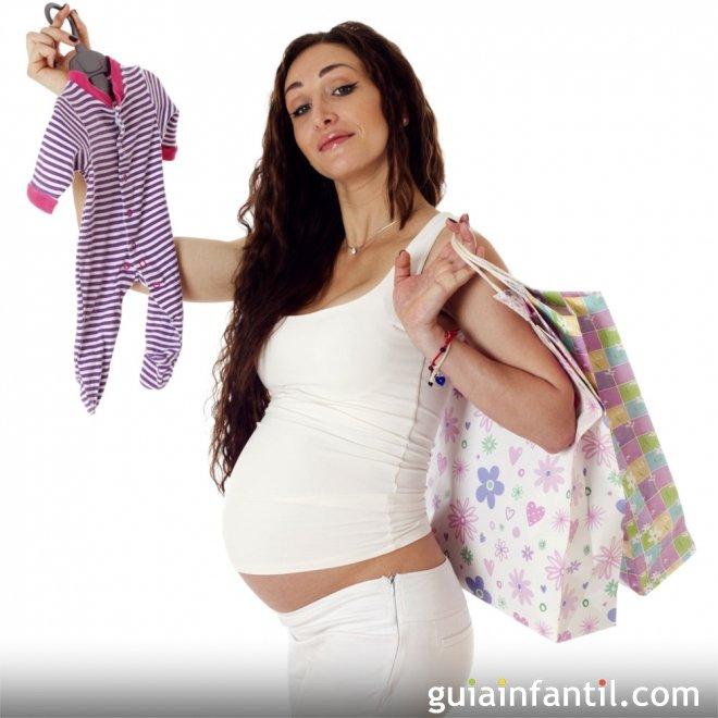 4e7197ca6 Compras para a mãe e o bebê antes do parto
