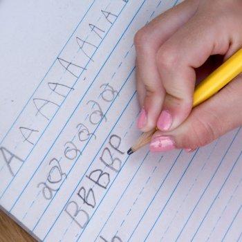 O que diz a grafologia da escritura das crianças