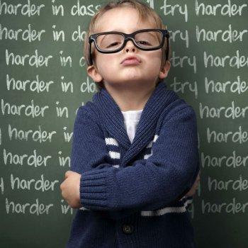 A falta de disciplina dos filhos