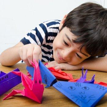 Origami. Vídeos para aprender a fazer figuras de papel