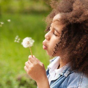 Cuidados com as crianças na Primavera