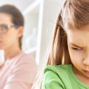 A teimosia. Como educar as crianças teimosas