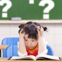 Problemas de aprendizagem das crianças